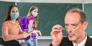 Wissenschafter fordern sofortige Schließung von Schulen