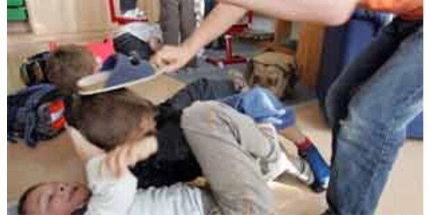 Große Probleme mit Gewalt an Schulen in Vorarlberg
