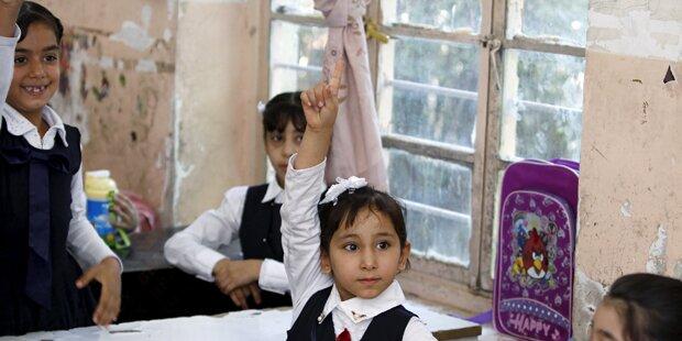 Israel verbannt Handwerker aus Schulen