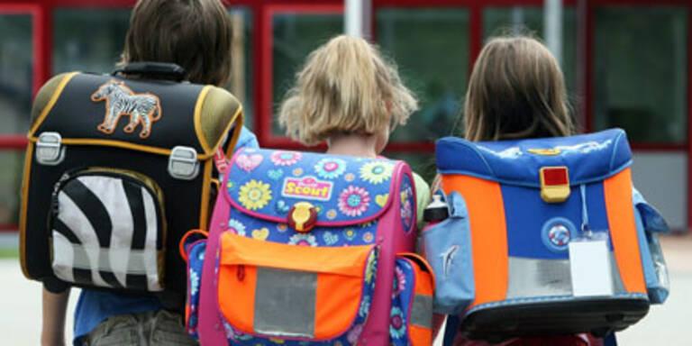 Richtige Schultasche