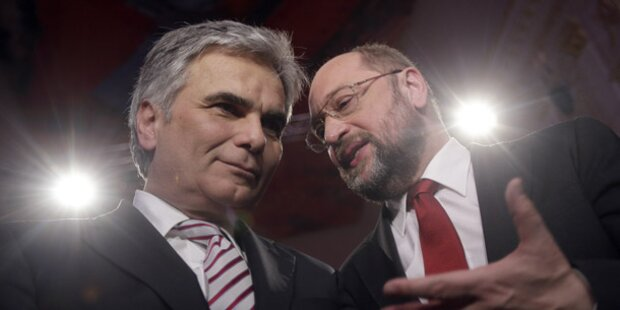EU-Wahl: SP-Auftakt mit Martin Schulz