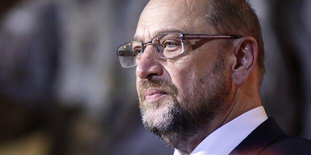 Schulz kritisiert Engagement von Kurz für CSU