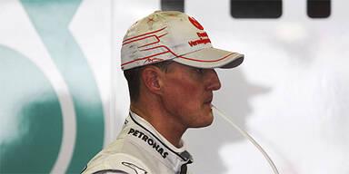 Landet Schumacher bei Sauber?