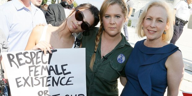 Richter-Protest: Hollywood-Stars festgenommen