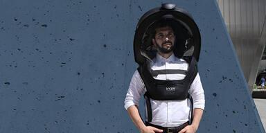 Neuer Corona-Schutzhelm für Ihre Flugreise