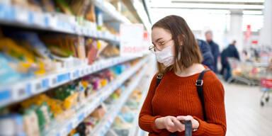 Jetzt kommt Maskenpflicht in Supermärkten