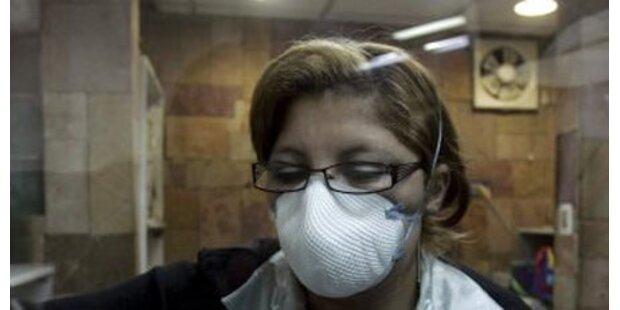 Boliviens Banken verbieten Grippe-Masken