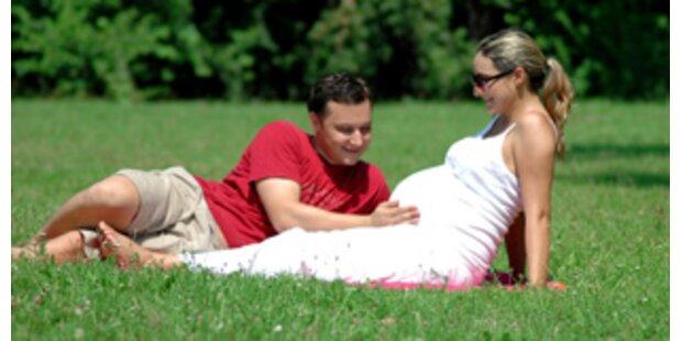 Je schwangerer, desto günstiger