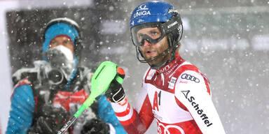 Schwarz jetzt Slalom-König von Schladming