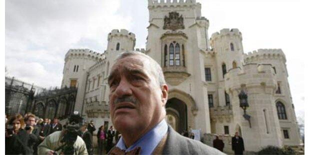 Prager Regierungskrise bereitet Sorgen