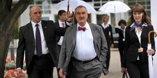 Regierungskrise in Tschechien beendet