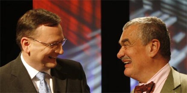 Tschechien: Mitte-Rechts-Regierung möglich