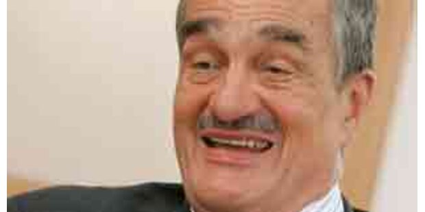 Schwarzenberg weist Darabos-Kritik zurück