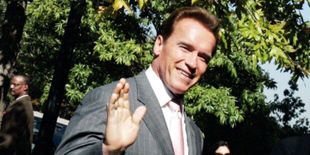 Arnie: Buch nach dem Polit-Ende