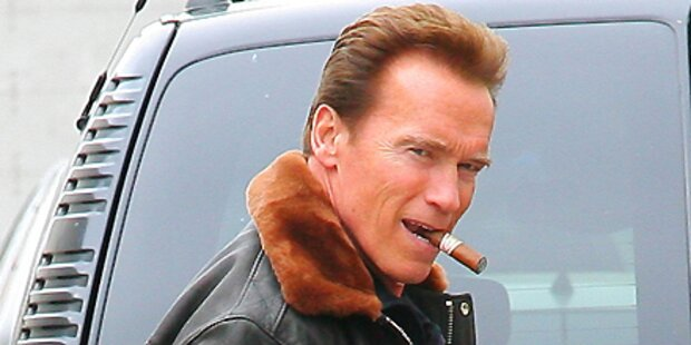 Schwarzenegger wird gekidnappt!