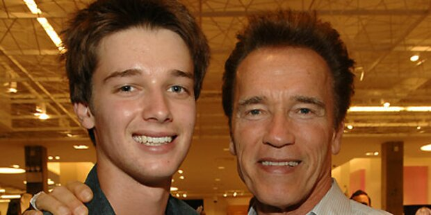 Schwarzenegger-Sohn: Polizei beendet Party