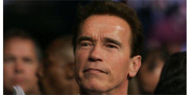 Arnie kauft sich Alterssitz in Santa Barbara