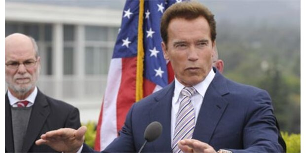 Schwarzenegger diskutiert über Marihuana
