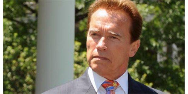 Rückschlag für Arnies Budgetpläne