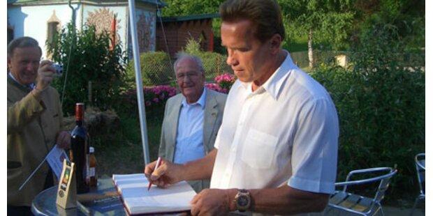 Arnie-Museum spaltet SPÖ