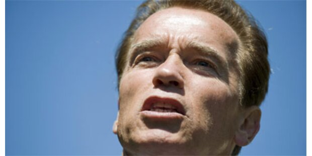 Schwarzeneggers Flieger musste notlanden