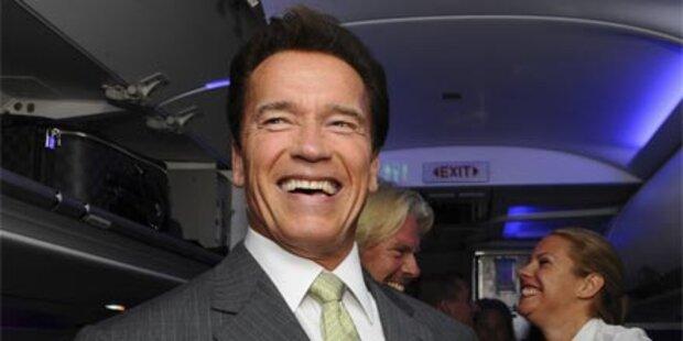 Schwarzenegger im Popularitäts-Tief