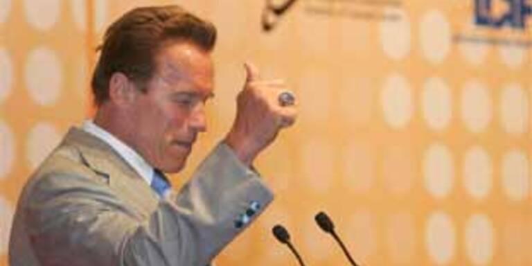 Arnie verklagt US-Umweltbehörde