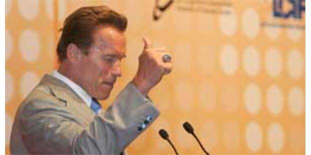 Schwarzenegger will Krankenversicherung für alle