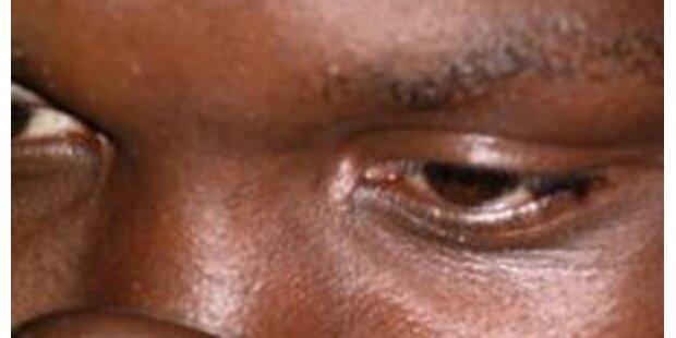 Kenianer am Hl. Abend niedergestochen