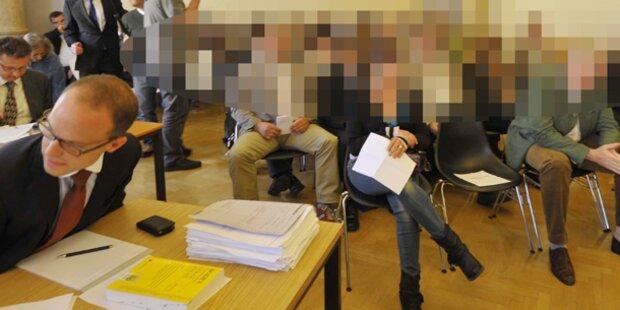 23 Schwarzkappler in Graz vor Gericht