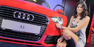 Österreich-Premiere des Audi A1