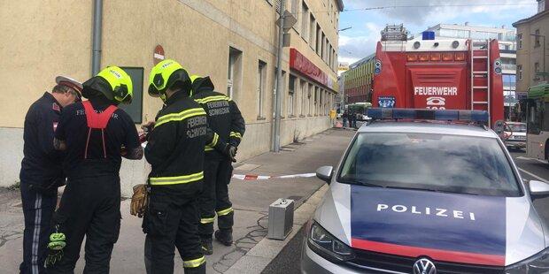 Schwechat: Angebliche 'Explosion' war Kurzschluss