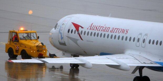 Unfall-Drama um Arbeiter am Flughafen Schwechat