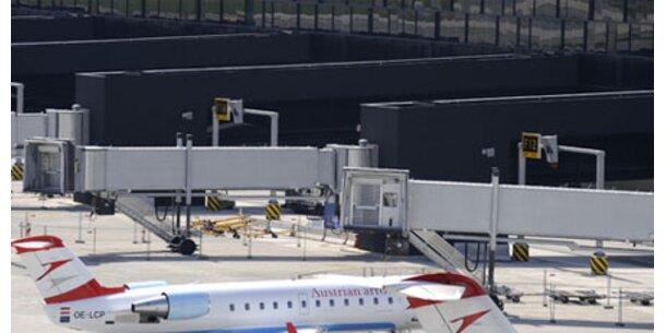 Flughafen Wien macht weniger Gewinn
