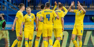 Ukraine Nationalmannschaft