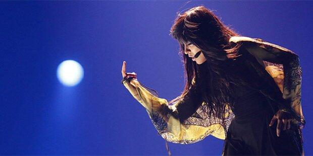 Song Contest Siegerin Loreen stürmt Charts