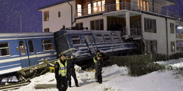 Zug-Unglück: Putzfrau doch nicht schuld?