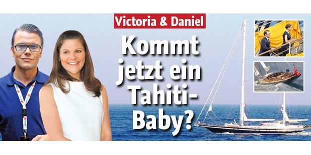 Kommt jetzt Schwedens Tahiti-Baby?