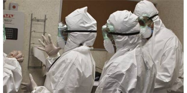 Schweinegrippe-Virus bereits bei Baxter