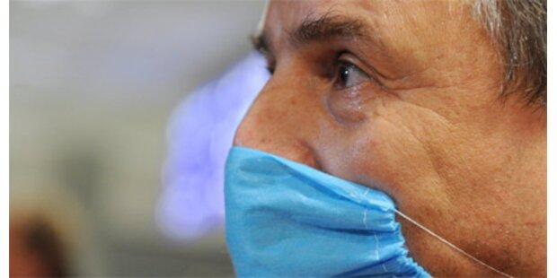 Wieder Schweinegrippefall in Österreich