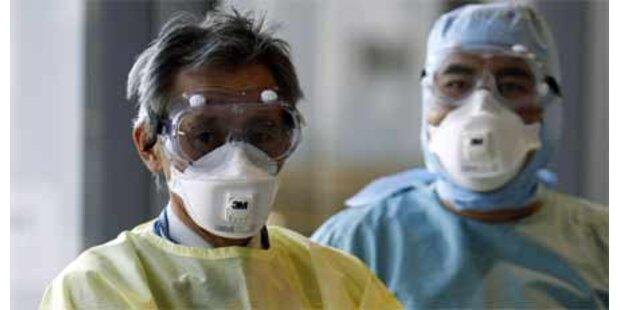 Drei Schweinegrippe-Fälle in Deutschland