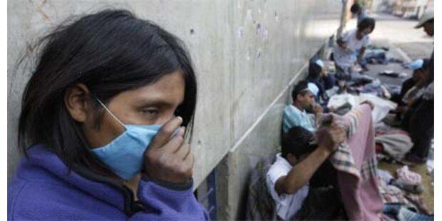 Heftige zweite Grippe-Welle als Gefahr