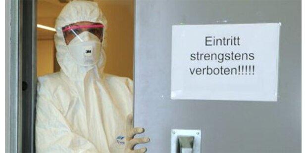 Schweinegrippe in Deutschland bestätigt