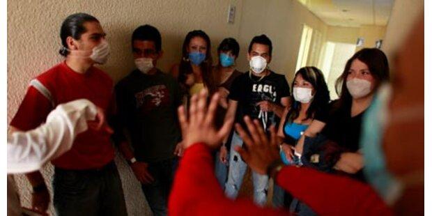 Wütender Mob greift Grippekranken an
