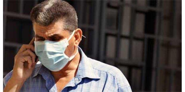 Massiver Schweinegrippe-Ausbruch in GB