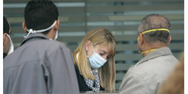 Flugverbot für Grippe-Verdächtige in GB