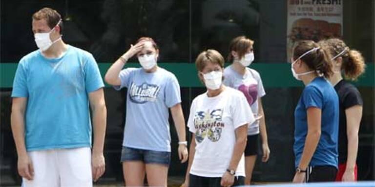 Über 100 Schweinegrippe-Fälle in Ö