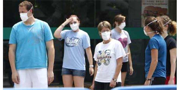 Österreich steht vor Schweinegrippewelle