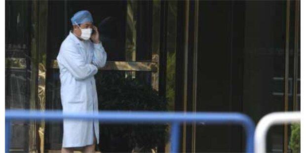 Sicherheitschef stirbt an Schweinegrippe