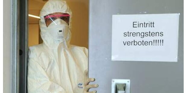 Bis zu 2,4 Millionen Grippekranke